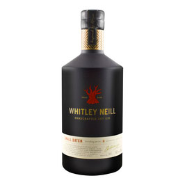 Whitley Neill Handcrafted London Dry Gin 0,7l / 42%