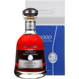Ron Botucal 2001 Single Vintage Rum 0,7l / 43%