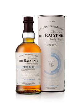 The Balvenie TUN 1509 Batch No. 3 - 0,7L , 52,2% Vol.