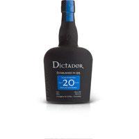 Dictador Solera Rum 20 Jahre 0,7l / 40%