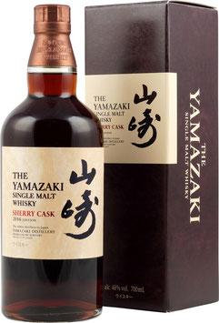 Yamazaki Sherry Cask Limited Edition 2016 - 43% Vol., 0,7 Liter