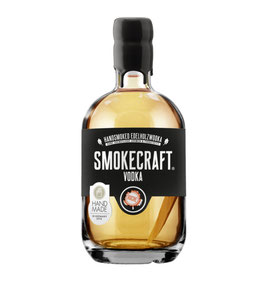 SMOKECRAFT VODKA 40 % Alc Vol., 500ml