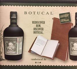 Botucal Geschenkset mit Notizbuch – 0,7L, 40% Vol.