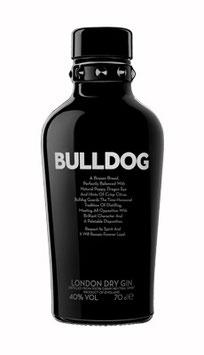 Bulldog London Dry Gin - 0,7L , 40% Vol.