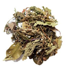 Kräuter- oder Blättermischung (getrocknet)
