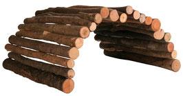 Brücke aus Naturholz von TRIXIE