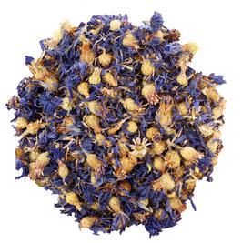 Kornblumenblüten blau (getrocknet)