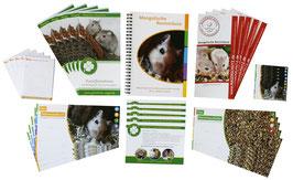 Aktion Bücherpaten - kostenlose Rennmausbücher für Tierheime
