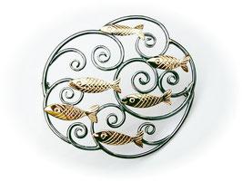 """Goldfische"" Gold & Silber"