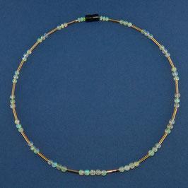 Opal/Goldkette