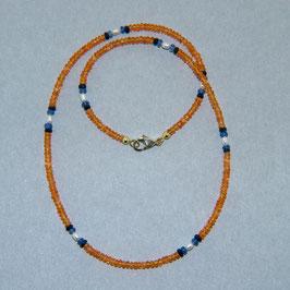 Mandarin-Granat-Kette