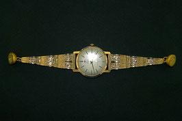 Uhrenarmband in 18 Kt. Gold mit Magnetverschluss