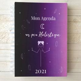 Mon Agenda un peu Holistique 2021