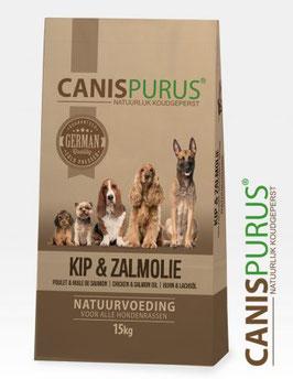Canis Purus- kip/haring/zalmolie