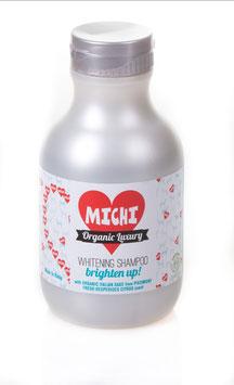 Michi Organic Luxury Whitening Shampoo Brighten Up!
