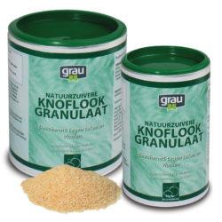 GRAU Knoflookgranulaat