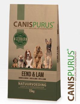 Canis Purus- Eend/lam/zalm