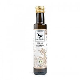 LILA LOVES IT Bio Vitality-5 olie