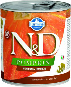 Farmina N&D Pumpkin Hirsch (nass)