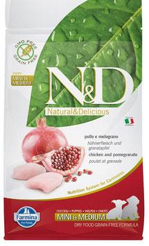 Farmina N&D Prime Huhn & Granatapfel (trocken)