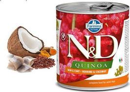 N&D Quinoa Skin + Coat Hering