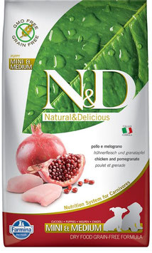 Farmina N&D Prime PUPPY Huhn/Granatapfel (trocken)
