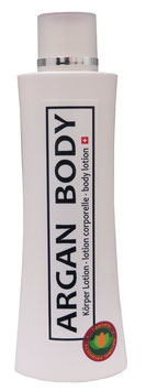 ARGAN BODY - Naturkosmetik gegen frühzeitige Hautalterung