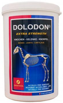 Dolodon  - unterstützt ihr Pferd massgeblich