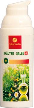 Kräutersalbe