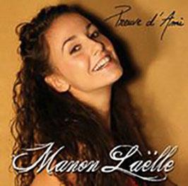 Manon Laelle - Preuve d'ami