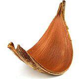 Schale aus riesigem Kokosblatt