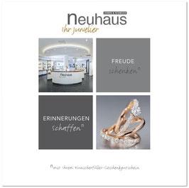 Neuhaus Geschenkgutschein
