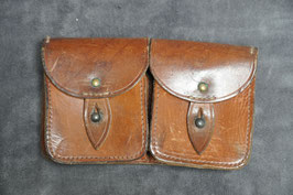 French model 1945 cartridge pouch. Type II.