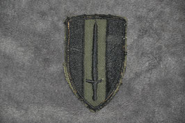 Local made USARV patch. Subdued.