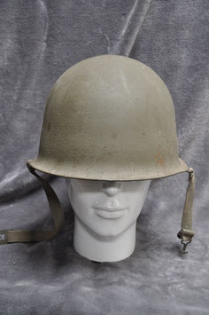 French M51 helmet with liner. Dated '54.