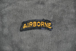 Local made airborne tab. Full colour.
