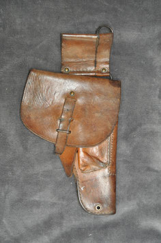 French model 1937 holster for the PA 1935 and 1948 GT.