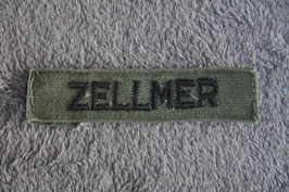 US Army name tag.