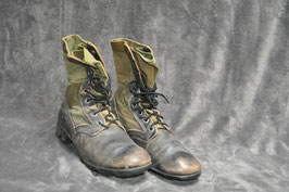 Tropical Combat Boots 3rd pattern Panama sole.