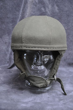 M1950 paratrooper cap. Named.