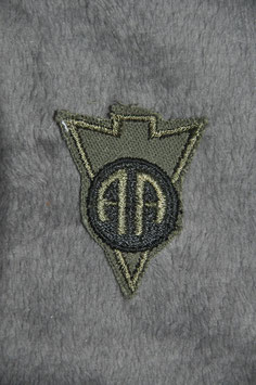 Recondo subdued patch.