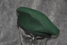 Green beret Foreign Legion. 3 piece example.