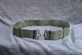 Belt, individual, equipment, M1956. First production.