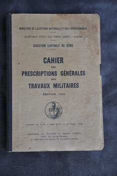 Handbook for Army Engineers. Dated '54.