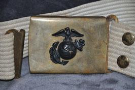 MP belt. USMC. Jaren '60.