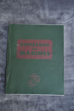 Guidebook for Marines. '67.