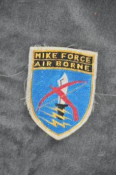 Mike Force Airborne patch. Local made.