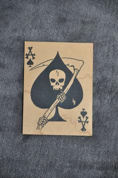 Original deathcard.