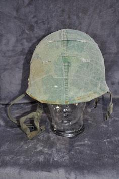 M1 paratrooper helm. Jaren '67/'68.