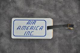 Air America suitcase label.